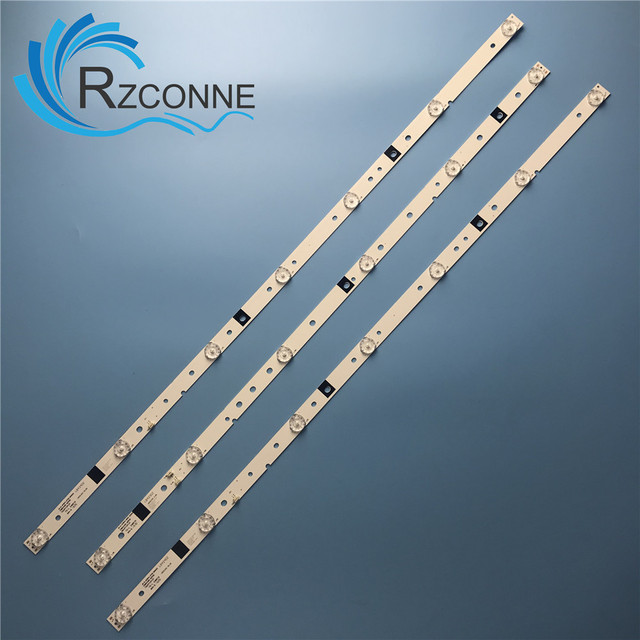 LED תאורה אחורית רצועת מנורת עבור LED39C310A JS D JP3910 071EC JS D JP3910 061EC E39DU1000 MCPCB