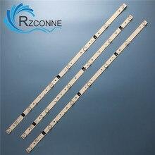 LED bande de Rétro Éclairage Lampe Pour LED 39C310A JS D JP3910 071EC JS D JP3910 061EC E39DU1000 MCPCB MS L1136 R/L