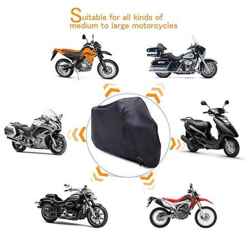 livre com pano de seguranca buracos bloqueio design cubierta moto