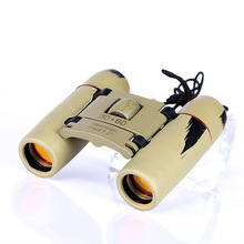 Telescope with Zoom 30x60 folding binoculars with low night light the bird's eye view of hunting travel 1000 m