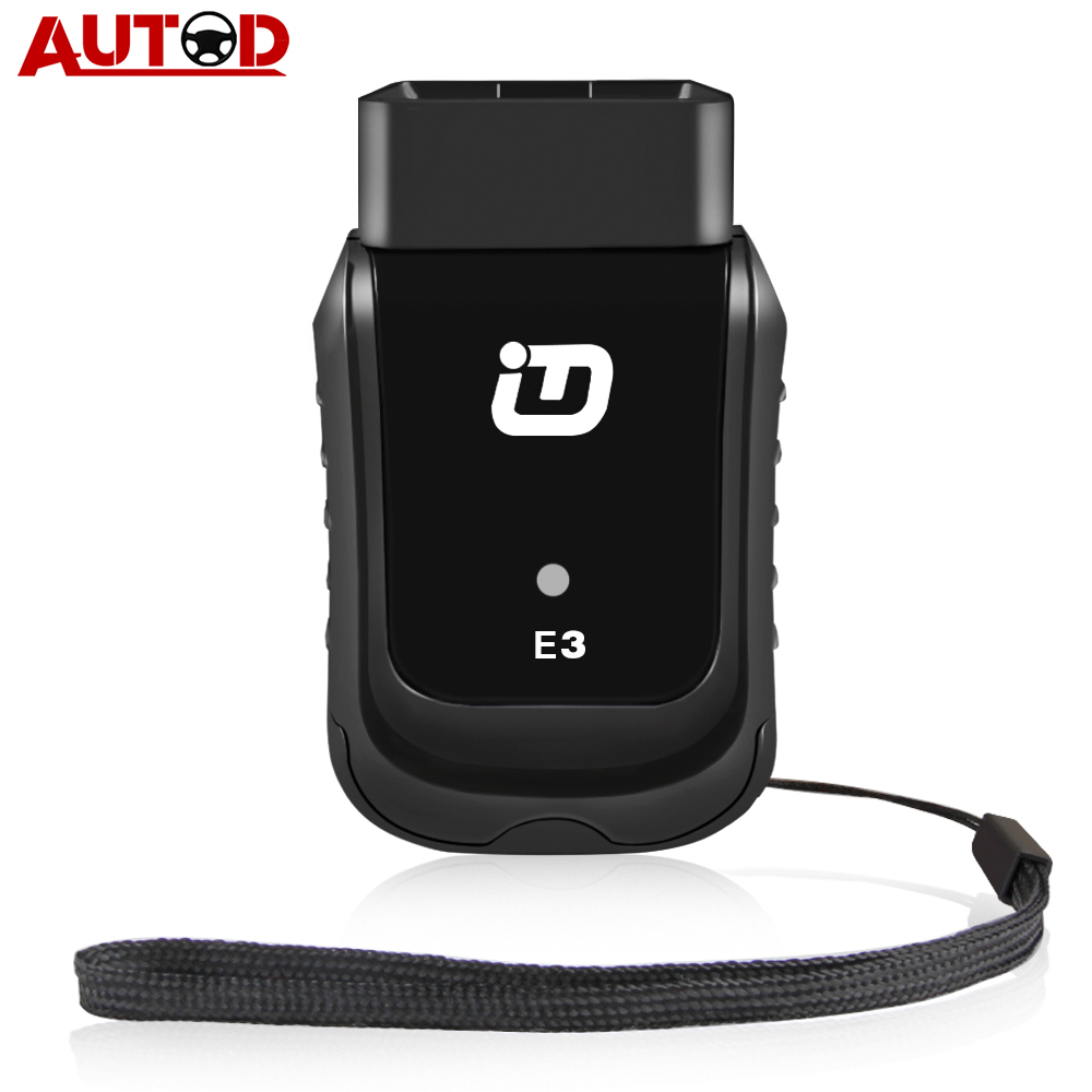 XTUNER E3 V10.7 Scanner OBD2 WiFi Full Systems Diagnostic Tool Auto Scanner For Diag/EXP/Main Service Battery DPF Reset