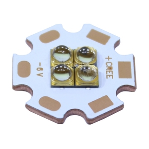 Image 5 - 265nm 275nm 4W Deep UVC LED 32mW 40mW Diode 3535 3939 Lamp SMD beads for UV disinfection Medical equipment 3V6V LG Chip copper
