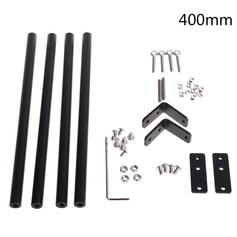 Upgraded 3D Printer Part Support Rod Set for S4//TEVO//CR-10 S5 CR-10//CR-10S//CR-10