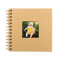 Creative Photo Album Page Scrapbook Photo Album Memory Book Guestbook 20 Pages