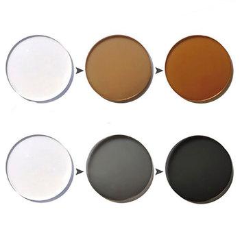 SO amp EI 1 56 soczewki krótkowzroczne okulary przeciwodblaskowe fotochromowe soczewki jednoobiektywowe dostosowane tanie i dobre opinie SO EI Z poliuretanu Okulary akcesoria UV400 Provide correct and complete prescription UNISEX