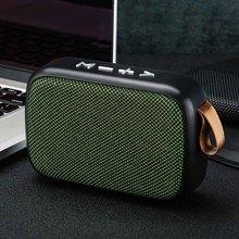 Домашний громкий динамик ноутбук перезаряжаемый мини портативный Bluetooth динамик объемный стерео звук планшет смартфон FM беспроводной офис