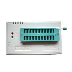 Image 4 - TL866II Plus Minipro Programmer 28 adapter socket SOP8 clip TL866 nand flash 24 93 25 mcu Bios EPROM AVR IC chip programmer