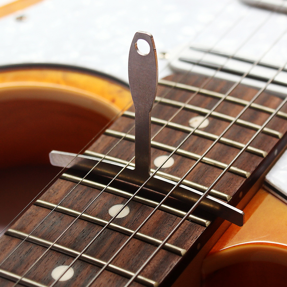 Radio de la Guitarra de Acero Inoxidable de Calibradores de un Conjunto de Herramientas serie de 9