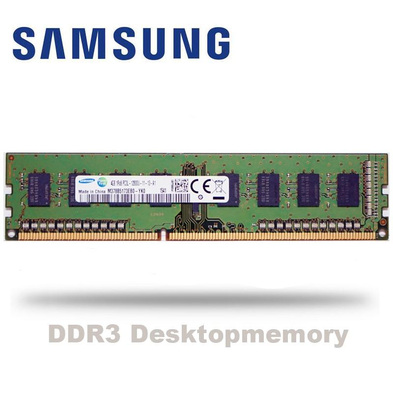 Samsung 2GB/4GB/8GB DDR3 Desktop RAM with 333Mhz/1600Mhz Memory Speed 1