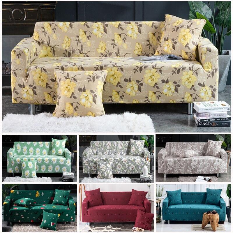 Non-slip секционный Чехол Эластичный диван крышка все включено в L-shape форме, благодаря чему создается ощущение невесомости кресло, диван Чехлы