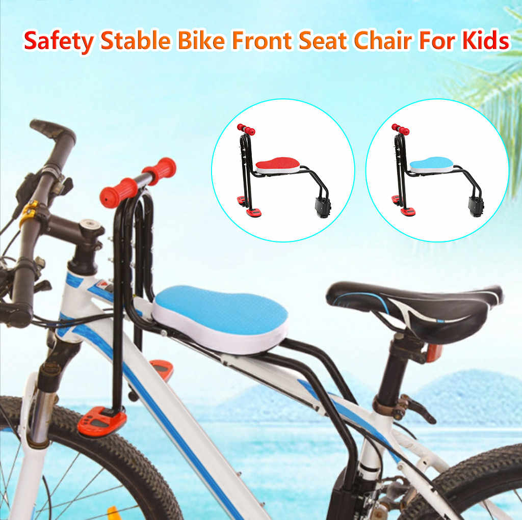 Child Kids MTB Bicycle Bike Seat Front Chair Carrier Sport Seats Safety Chair