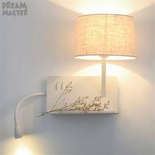 Современный минималистичный светодиодный настенный светильник