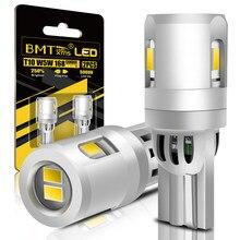 BMTxms T10 W5W LED żarówka Canbus 168 194 światło parkingowe dla VW Golf 4 5 6 7 Passat B5 B6 B7 Jetta MK4 MK5 MK6 Polo 6R CC Tiguan