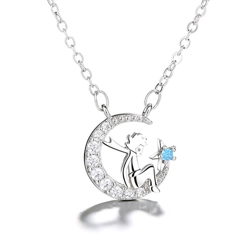 Le Petit Prince Charm Bracelet Elephant Rose Bell Fox Star Sheep Snake /& More