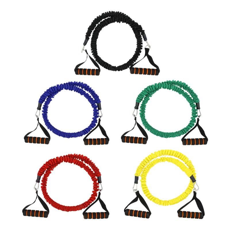 Latex Pull Rope Resistance Band Cable Gym Fitness Workout Strength Training Sports Exercises Body Fitness Equipment