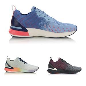 Image 2 - (Break Code)Li Ning Men ARASHI Cushoin Runing Shoes LIGHT FOAM LiNing li ning Mono Yarn Sport Shoes Sneakers ARHP171 XYP931