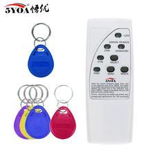 Ручной Rfid считыватель карт писатель 125 кГц Копир Дубликатор ID метки программист с светильник индикатор EM4305 T5577 брелок-карточка