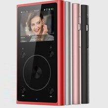 FIIO X1II X1 II 2-го поколения 192 кГц/32 бит двухрежимный Bluetooth 4,0 портативный музыкальный плеер с высоким разрешением без потерь D/A