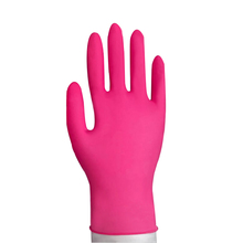 Disposable Nitrile Gloves 10pcs work gloves safety Food Cooking Gloves Kitchen Cleaning Household Garden tattoo beauty mechanic