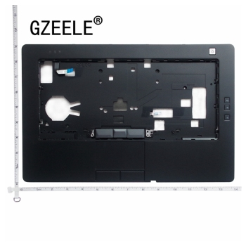цена на GZEELE New laptop case for Dell Latitude E6430 TOP COVER Palmrest Upper Case 35H7M KB Bezel Cover With Touchpad FPR 0RFTGT C8MT7