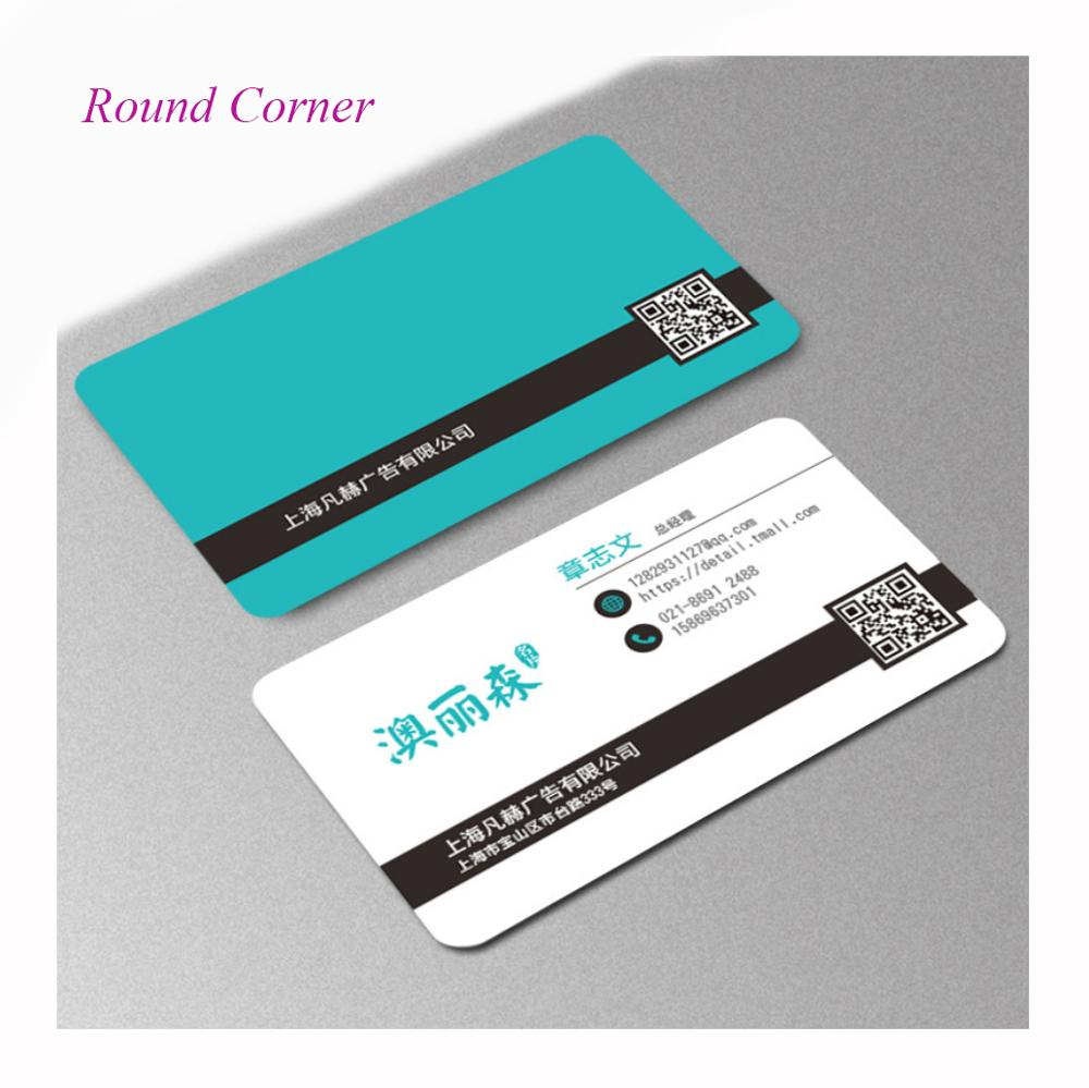 High Quality Driver's Business Crds Vip Card Free Print Custom Student Card 300pcs Hard Paper Business Card Visit Cards