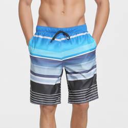 Модные летние пляжные шорты мужские повседневные короткие шорты с цветочным принтом мужской спортивный костюм быстросохнущие шорты