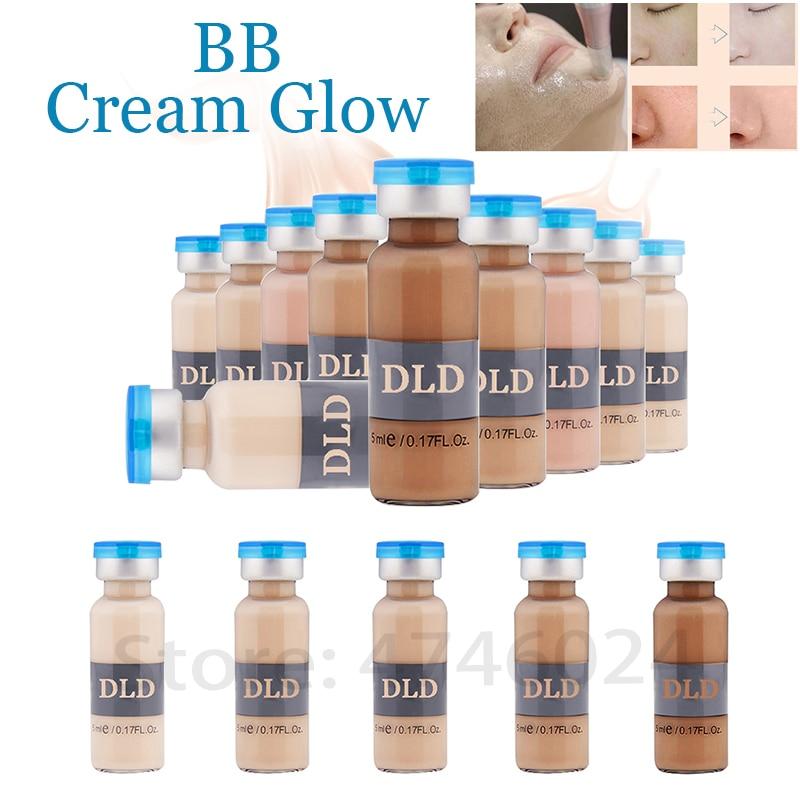 Hot BB Cream Serum 5ml Whitening Cream Meso Brightening Serum BB Cream Foundation Beauty Wrinkle Acne Whitening Cosmetic Liquid