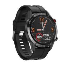 Новые смарт часы l13 для мужчин ip68 Водонепроницаемый ecg ppg