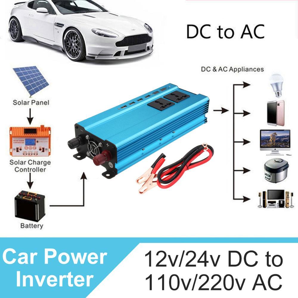 5000w conversor de carro inversor energia 04