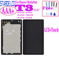 """Starde 9.6""""For Huawei Mediapad MediaPad T3 10 AGS-L03 AGS-L09 AGS-W09 T3 LCD Display Touch Screen Digitizer Assembly + Tools"""
