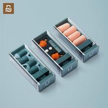 Youpin Jordan & Judy звуконепроницаемые затычки для сна, шумоподавление, легкие мягкие силиконовые вкладыши для сна в путешествии