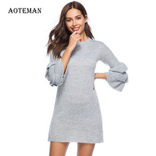 Autumn Sweater Knitted Winter