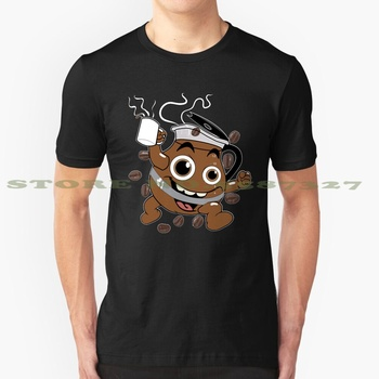Coffee ! Summer Funny T Shirt For Men Women Coffee Kool Aid Dansmash Oh Yeah Beans Java Mocha Pot Crazy Brown Energy Excitement image