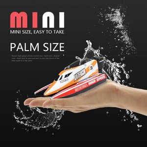 3312M F1 2.4GHz RC Boat 4 CH H