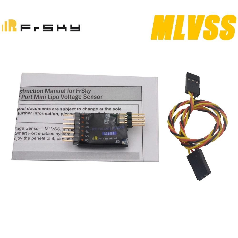 FrSky Mini Lipo датчик напряжения MLVSS