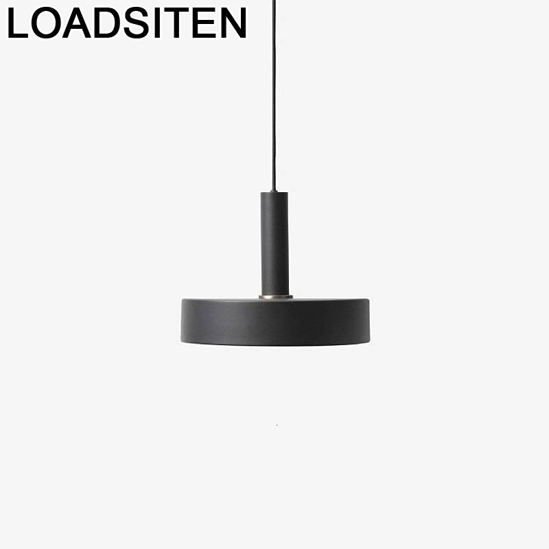 Luminaire Hang Light Pendant Lampara Colgante Techo Nordic Deco Maison Lustre E Pendente Para Sala De Jantar Hanging Lamp|Pendant Lights| |  - title=