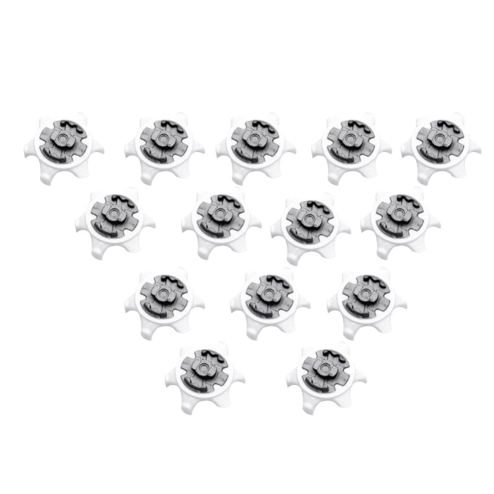 14Pcs Soft Fast Studs Golf Shoes Spikes Pins Replacement Parts Fast Twist Shoe Spikes Durable Golf Shoes Parts