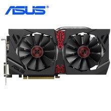 ASUS Grafikkarten R9 380 2G 256Bit GDDR5 Video Karte für AMD R9 300 Karten 2GB R9 380 2G 5500MHz DisplayPort HDMI DVI 8pinUsed