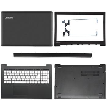 Nowa tylna pokrywa laptopa LCD przednia ramka zawiasy podparcie dłoni dolny futerał do Lenovo IdeaPad 320-15 320-15IKB 320-15ISK 320-15ABR Series tanie i dobre opinie KNYORO Pokrowce na laptopa CN (pochodzenie) Pokrywa wymienna do laptopa Unisex For Lenovo IdeaPad 320-15 320-15IKB 320-15ISK 320-15ABR Series
