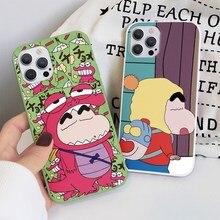 Leuke Cartoon Case Voor Xiaomi Poco F3 X3 Nfc Redmi Mi Note 10 10S 10T 11 9 9S Se 9A 8 8T 7 6 5 Lite Pro Max Japan Anime Tpu Funda