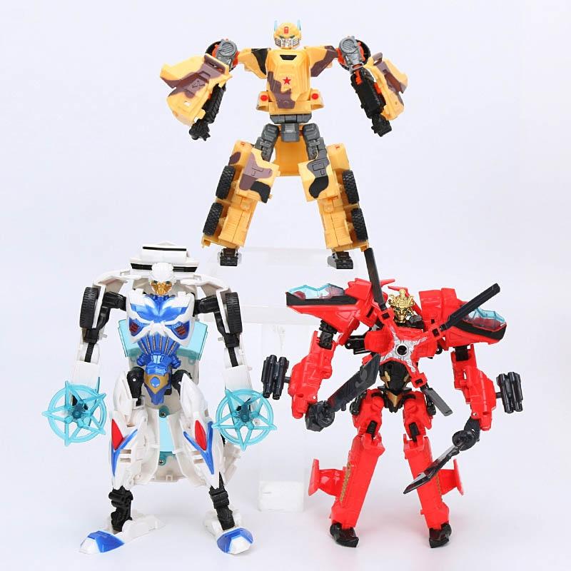 Transformers Robots Action Figures Kids Toys Optimus Prime Ironhide Bumble Bee.