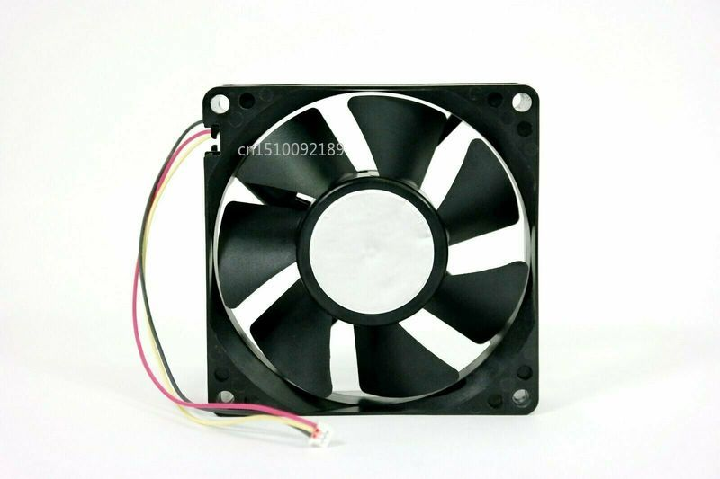 For D08A-12TG 08A DC 12V 0.12A 80x80x25mm Server Cooler Fan Free Shipping