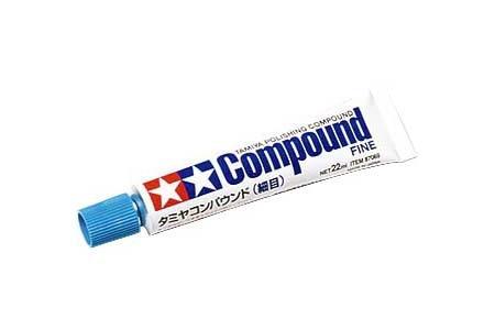 TAMIYA 87069 #87069 Model Polishing Compound Fine 22ml