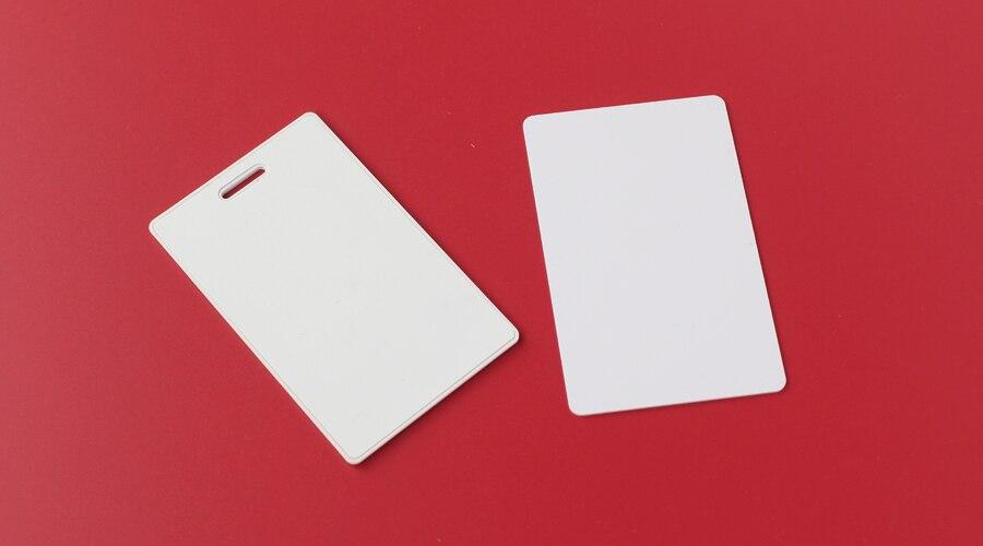 10 шт./лот rfid карта 125 кГц TK4100 пустая смарт-карта EM4100 ID ПВХ карта с номером серии UID для системы контроля доступа