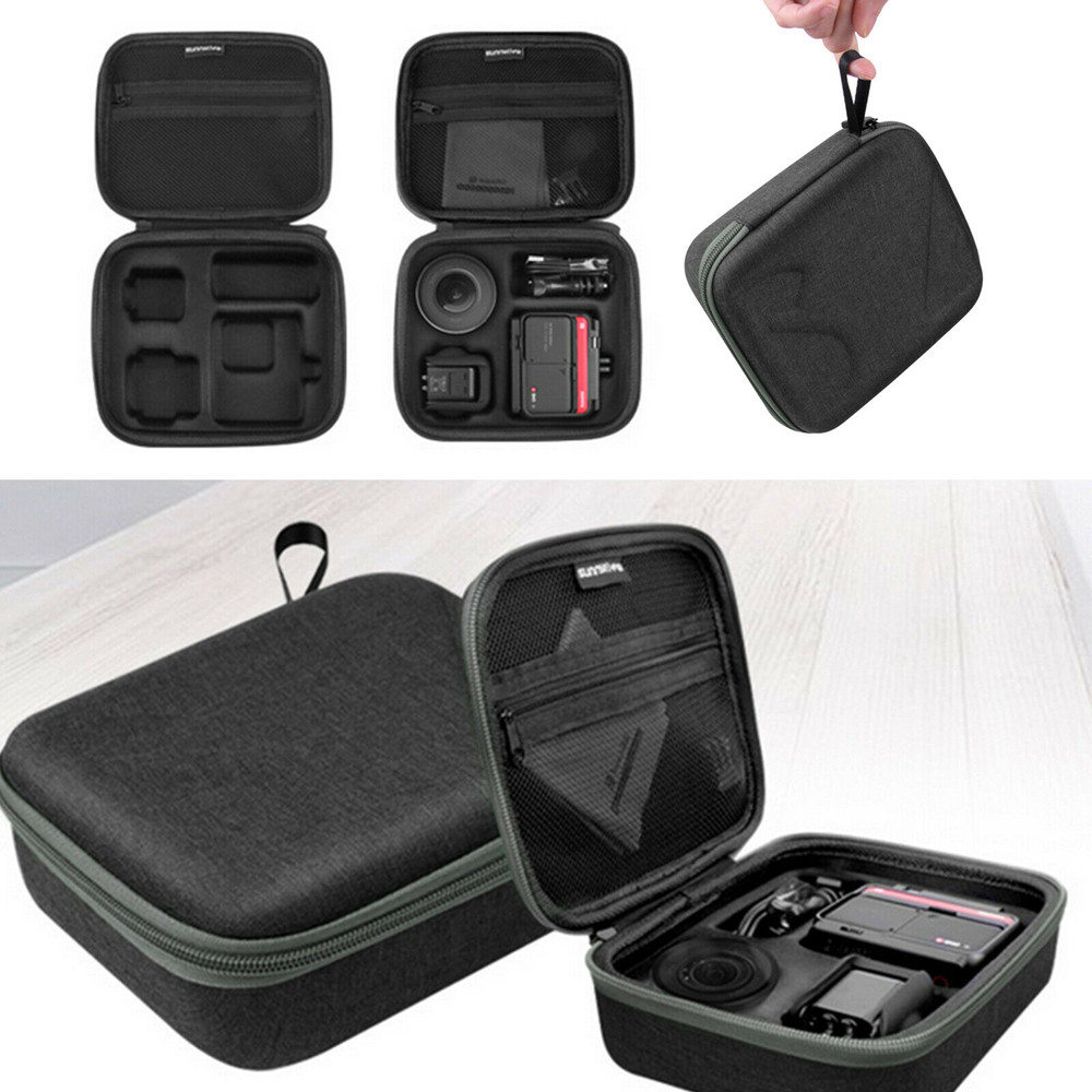 Shockproof Protective Case Storage Bag Pouch For Insta <font><b>360</b></font> One R Action Camera Trx4 <font><b>Servo</b></font> image