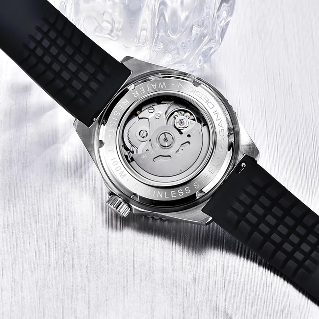 Купить часы pagani design мужские механические роскошные деловые брендовые картинки