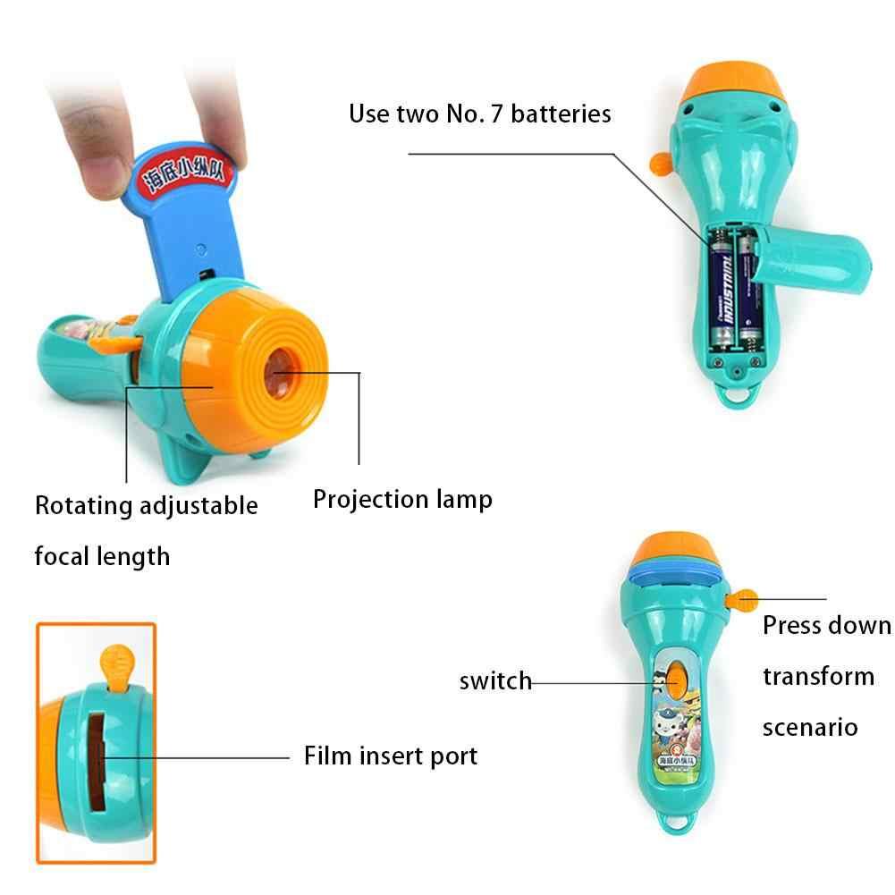 Детская игрушка-проектор, подарочный набор, Детская Унисекс, АБС-пластик, игрушка-проектор, Детский обучающий проектор, игрушка, подарок, светильник для детей