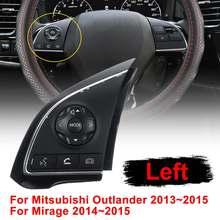 1 шт. левый ABS многофункциональный аудио радио управление переключатель рулевого колеса переключатель управления Переключатель рулевого управления