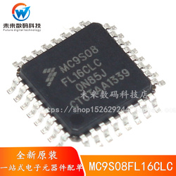 100% novo & original em estoque mc9s08fl16clc mc9s08 lqfp32