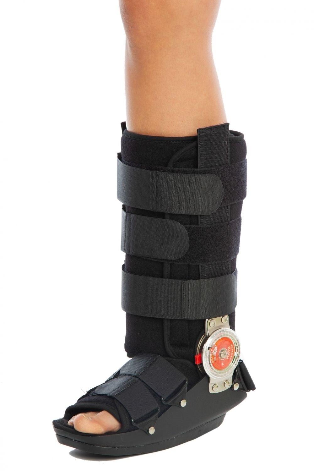 Achilles Tendon Boots Rom Walker Rehabilitation Shoes Walker Broken Foot Fixed Walker Botları Achilles Tendonitis Surgery